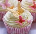 Customized Butterfly Cupcakes in Chennai