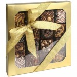 Assorted Brownie Gift Box - Large (Eggless)