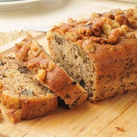 Banana Walnut Cake 250gms