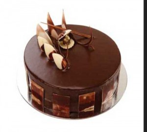 Choco Fantasy Fresh Cream Cake