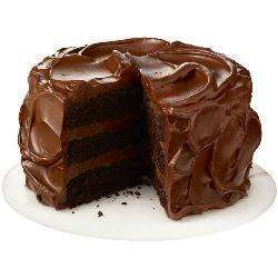 Devil's Chocolate Fresh Cream Cake