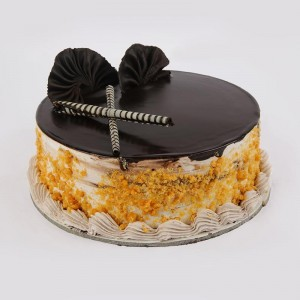 Choco Scotch Fresh Cream Cake