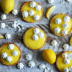 Lemon Tart 5 Pcs