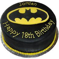 Batman Theme Birthday Cakes in Chennai