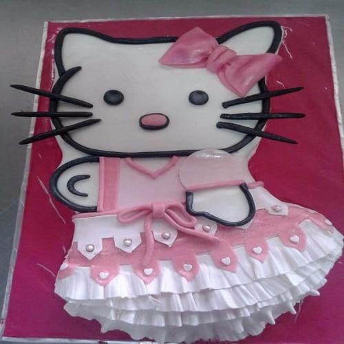 Hello Kitty Birthday Cakes In Chennai Parfait Cakes